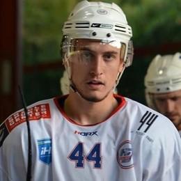 Taufer in Nazionale Under 20 Hockey Como contento a metà
