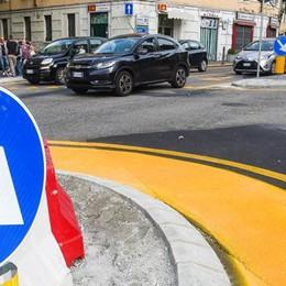 Contrordine in Napoleona  «Il nuovo rondò crea traffico»