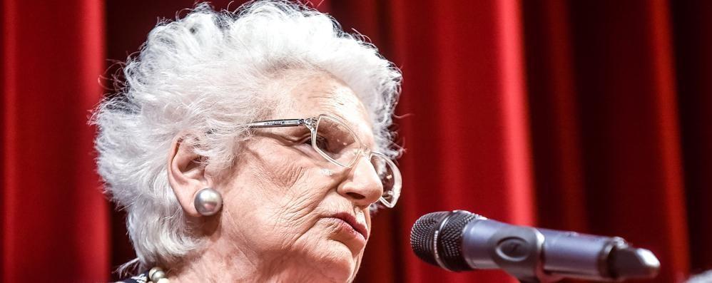 La mossa del Pd sul caso Segre  «Cittadina onoraria di Cantù»