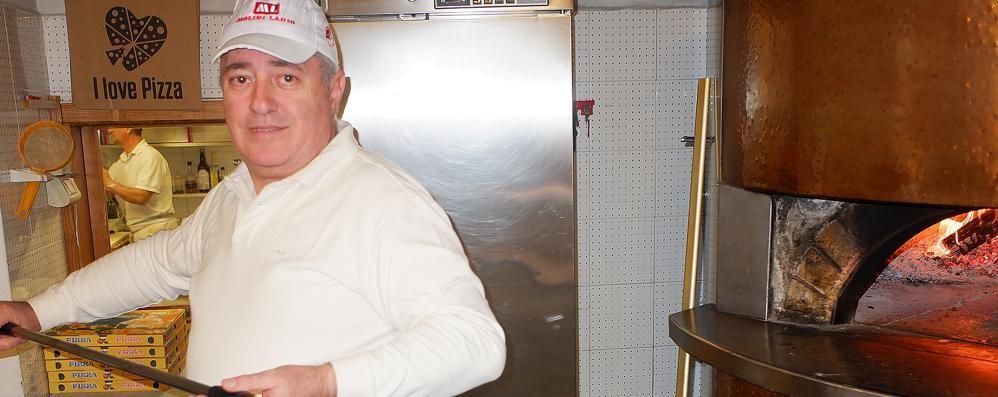 Pizzaiolo da 50 anni  «Quando ho iniziato  ero l'unico comasco»