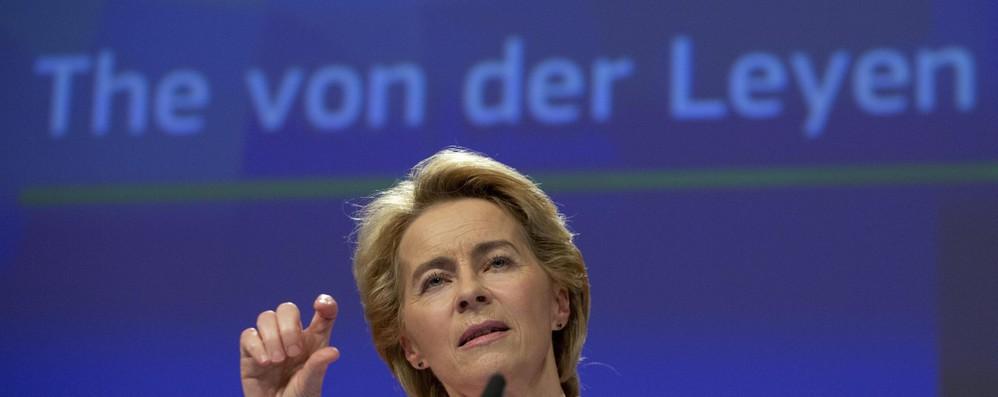 Ue-Usa: Von der Leyen, ci sono intoppi ma serve dialogo