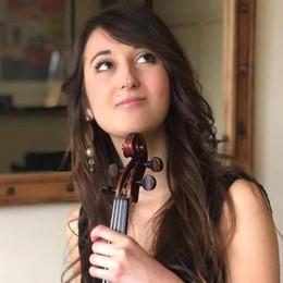 Emma Arizza: concerti  a Betlemme e Gerusalemme