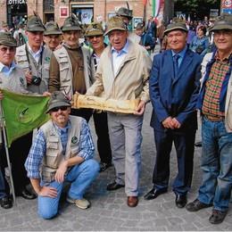 Benemeriti di Cantù  Ecco Corsolini, i vigili  gli alpini e la Cattolica