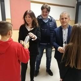 Borracce nelle scuole di Mariano  Risparmiate 320mila bottigliette