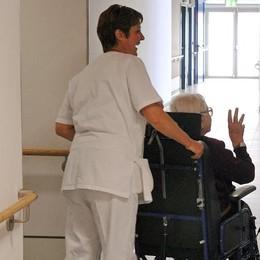 Como, allarme infermieri  Nel prossimo anno  130 pensionamenti