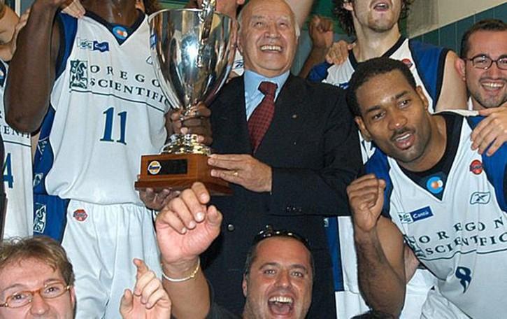 Corrado: «Treviso per Cantù   è senza dubbio la Supercoppa»