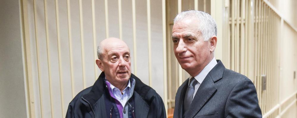 Paratie, Ferro e Viola condannati  «Sprecati 2 milioni e mezzo per il muro»