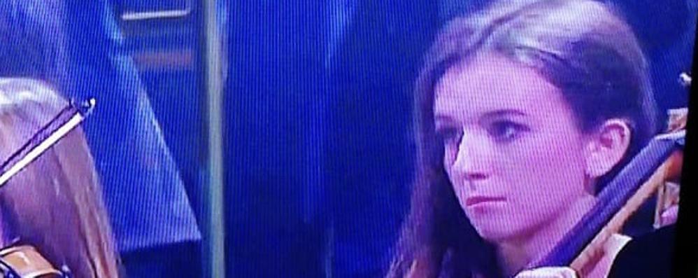 Vittoria, da Parè fino a X Factor  Sul palco con Williams e Ultimo