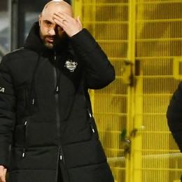 Banchini: «Ci mancano punti?  Nel girone di ritorno li riprenderemo»