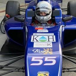 Butti, positivi i test a Valencia  Prima volta su una Formula 4