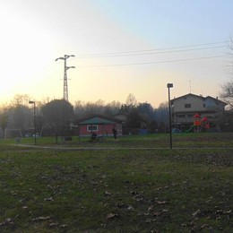 Carimate, campo da calcetto  per la frazione Valle