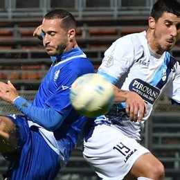 Como, Banchini s'affida a Ganz «Deve arrivare almeno a 15 gol»