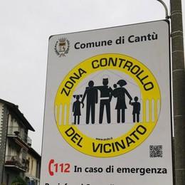 Controllo del vicinato a Cantù  Nuovi gruppi: «In arrivo 40 cartelli»