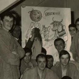 E Milano nel 1968  si scucì il tricolore  Con un paio di forbici
