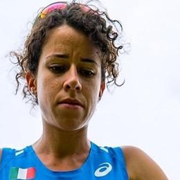 Eleonora Giorgi  atleta dell'anno