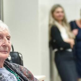 Giulia Galfetti, una vita per il Volta  Di nuovo in cattedra vent'anni dopo