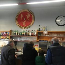 Il nuovo gruppo sportivo chiude il bar  Via Gigi dopo 36 anni a Villa Guardia