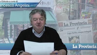 La Video Edicola / Prima Pagina del 10 gennaio 2020