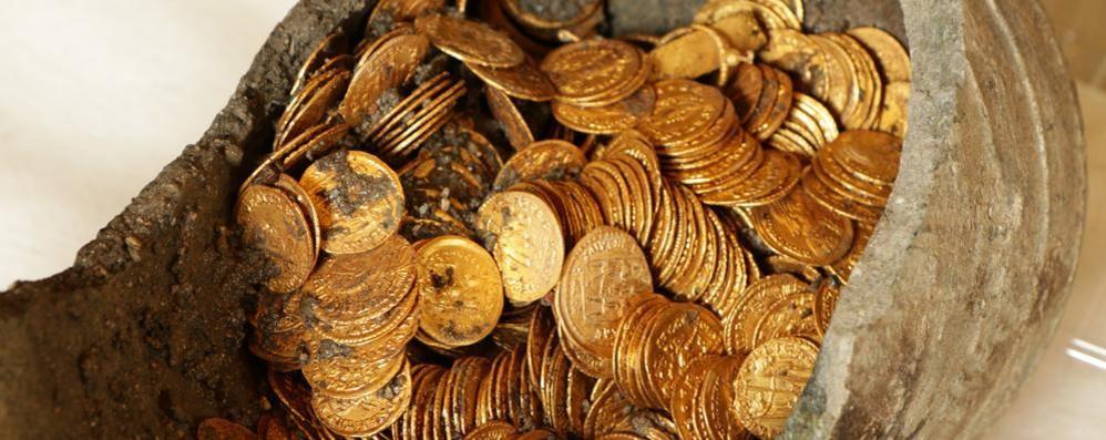 «Le monete romane senza casa»  Ed è già passato un anno