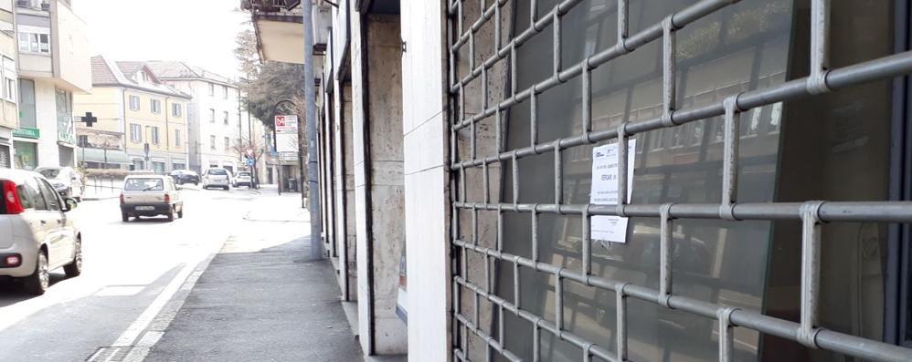 «Più posti auto in centro a Cantù   e agevolazioni per i nuovi negozi»