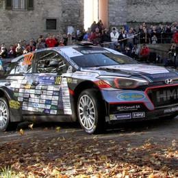 Rally di Como, niente rotazione È ancora finale di Coppa Italia