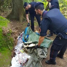 Spacciavano nel bosco  Arrestati dai carabinieri