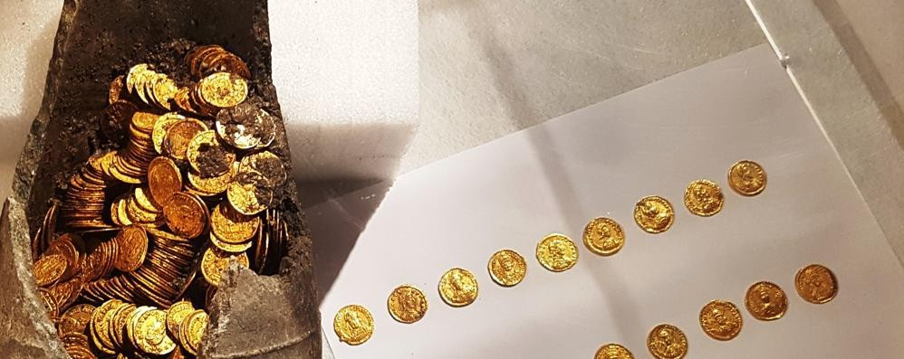 Tesoro di Como, ecco cosa vedremo  In mostra al museo ma non si sa quando