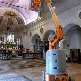 Cantù, Basilica di San Paolo  Stanziati 44mila euro per il tetto