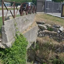 Cantù mette in sicurezza i suoi ponti   Dopo via Gandhi tocca a via Cattaneo