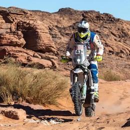 Cerutti molto bene alla Dakar È in risalita, chiude 33° di tappa