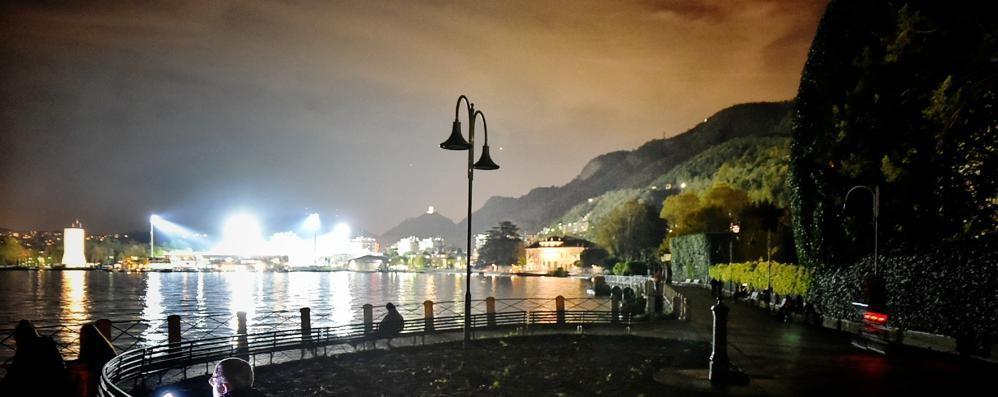 Città buia, pronti 600mila euro  Il Comune vuol comprarsi i pali