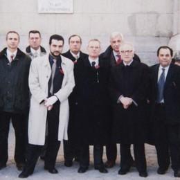 I socialisti lariani  «Ora riabilitiamo  la figura di Craxi»