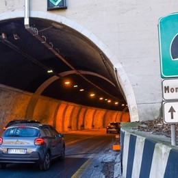 Indagine su due gallerie dell'A9  Autostrade: «Presto i collaudi»