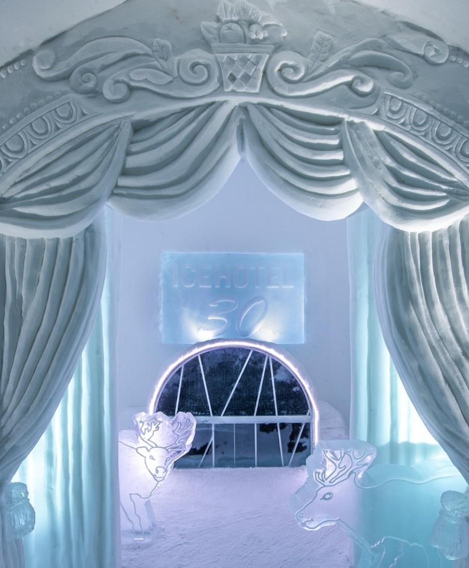 Un'altra suite nel ghiaccio