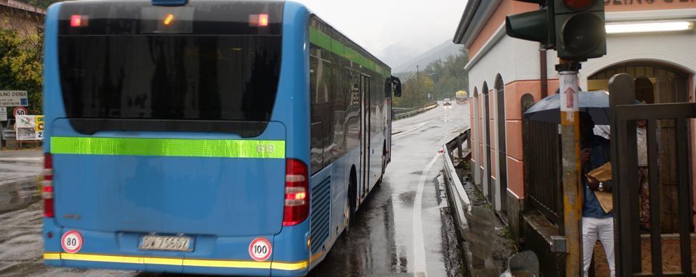 Caslino: treno soppresso  Salta la gita dei bambini