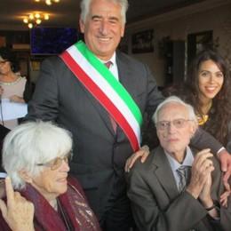 Gerardo, il nonno di San Fedele   «Vivere qui a 102 anni, che onore»