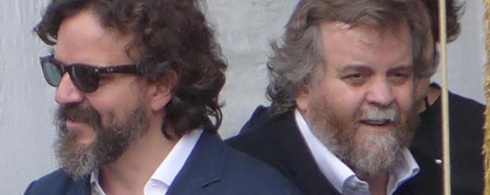 I fratelli Castagna e le Iene  «Basta fango, ora le querele»