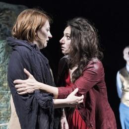 """Tutta l'attualità di """"Antigone""""  Al Lac lo spettacolo dell'etica"""