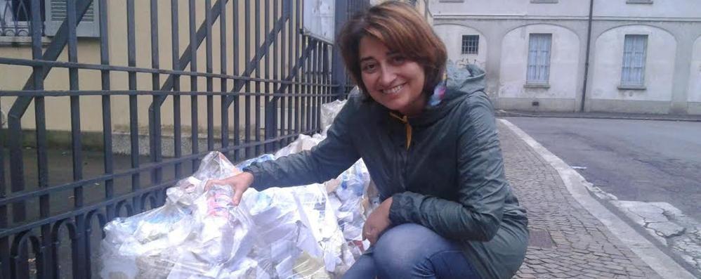 Basta plastica negli edifici pubblici  È la svolta ecologista di Mariano
