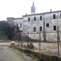 Cantù, passa al Comune  una parte di Pietrasanta  «Ideale per una sala civica»