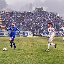 Il Como batte il Mantova 1-0  Che festa al Sinigaglia Dopo partita, tangenziale bloccata (video)