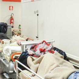 Influenza, sette pazienti sono gravi  Tra loro anche una donna incinta