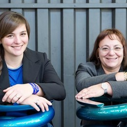 Omd, donne al comando  Azienda  leader mondiale  nelle macchine per le molle