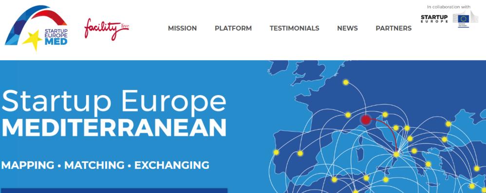 Startup: nasce la rete euromediterranea per spingere gli investimenti