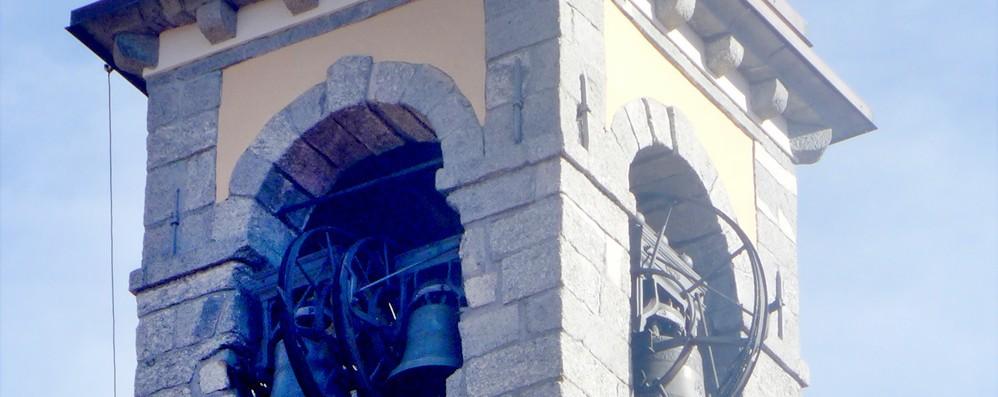Montorfano,100 anni di campane  Adesso vanno riparate