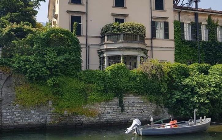 Immobiliare di Firenze  chiama per Villa Clooney  «Ma non è in vendita»