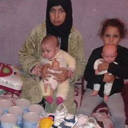 Mamma malata di tumore in Marocco  E i genitori di Luisago fanno la colletta