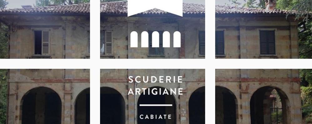 Cabiate, Villa Padulli su Instagram  «Il cantiere in tempo reale»