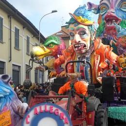 Carnevale di Cantù, oggi si sfila  Navette gratis da corso Europa