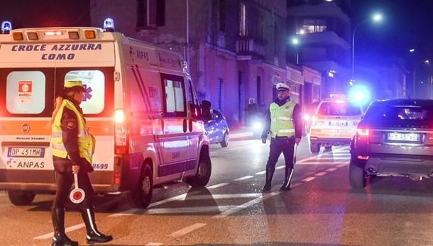 Como, incidente in Varesina Gravissimo pedone investito